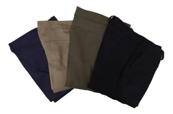 Pantalon Cargo Trabajo Hombre Reforzado Oferta Calidad