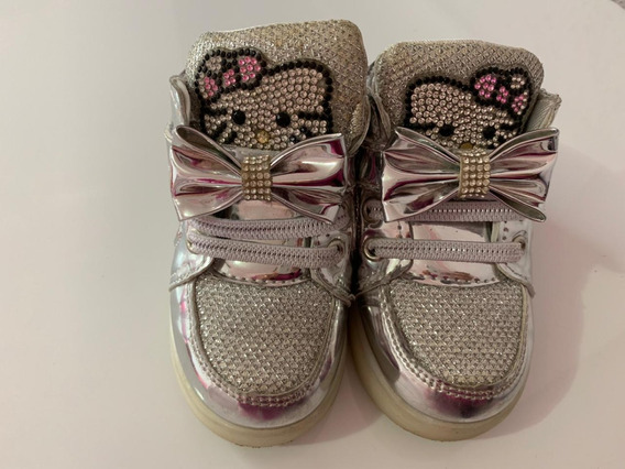 Bota Infantil Hello Kitty