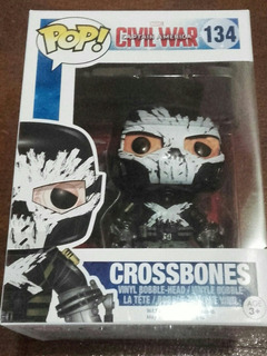 Crossbones. Capitan América Civil War. Vaulted!
