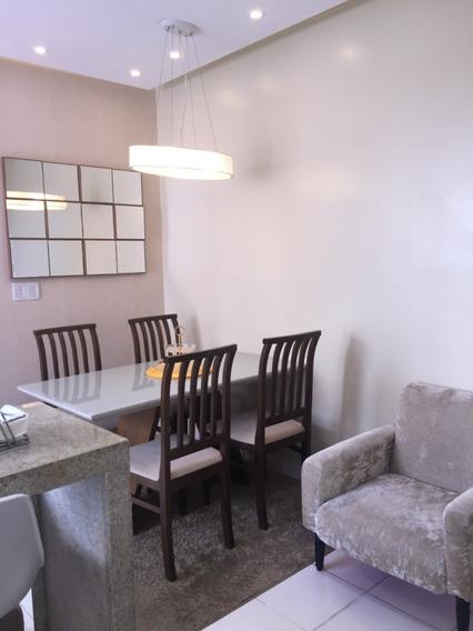 Apartamento 2/4 Sendo 1 Suite Alegro Montenegro