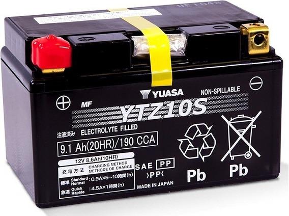 Bateria Original Yuasa Ytz10s-bs Yamaha R1 2012 2013 2014