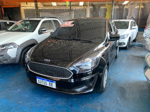 Ford Ka Se 1.0 Flex Completo 2020 Autos Rr