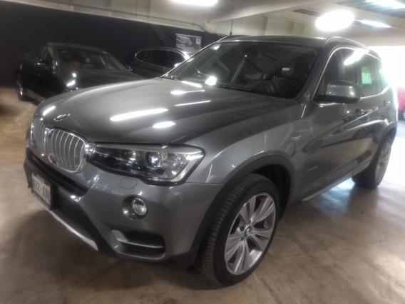 Bmw X3 2015 2.0 Xdrive35ia Xline At