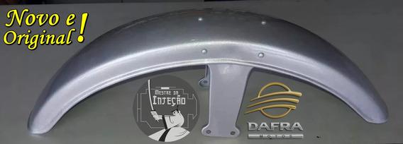 Paralama Dianteiro Dafra Super 100 Prata Novo E Original !