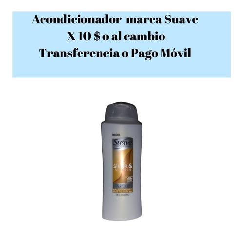 Acondicionador Marca Suave, Original, 828 Ml