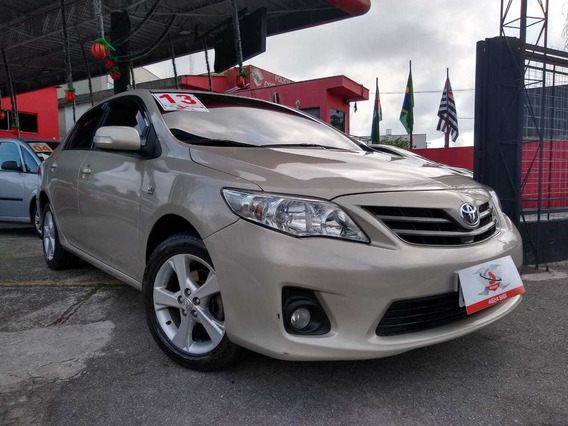 Toyota Corolla 2.0 16v Xei Flex Aut. 4p Ano 2013