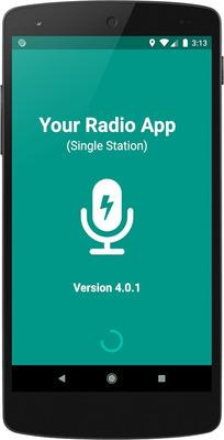 Aplicativo Android Para Rádio Web