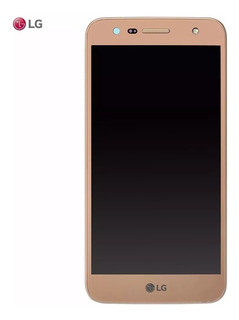 Touch E Display Touch Aro Lg K10 Power M320 M320tv Dourado