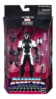 Marvel Legends Back In Black Deadpool