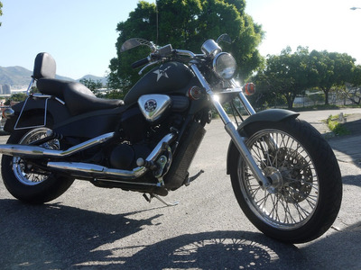Shadow 600c Honda