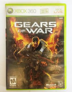 Videojuego Xbox 360 Gears Of War 1 Fisico Original Usado