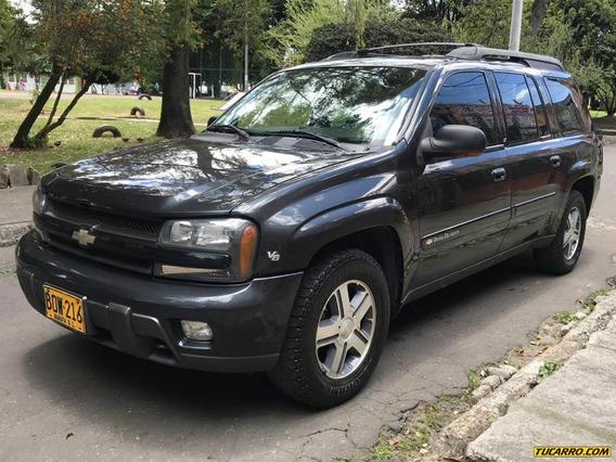 Chevrolet Trailblazer 7 Pasajeros