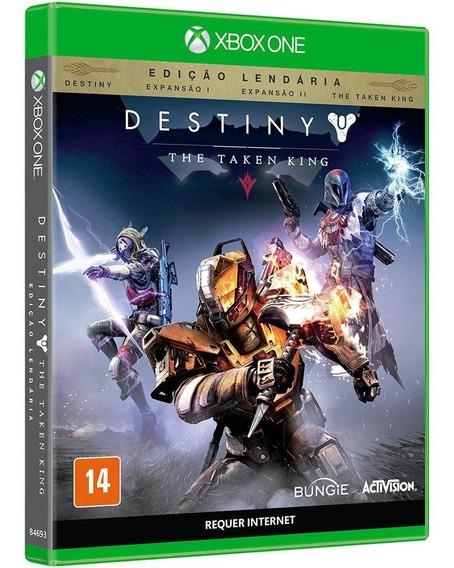 Destiny - The Taken King Ed Lendária - Xbox One - Lacrado