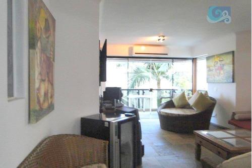 Imagem 1 de 13 de Apartamento À Venda - Praia Da Enseada - Guarujá. - Ap4350