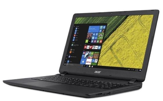 Notebook Acer Led Celeron Dc 4gb 500gb