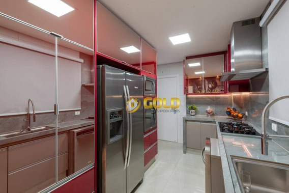 Apartamento Com 3 Dormitórios À Venda, 153 M² Por R$ - Centro - Nova Odessa/sp - Ap0202