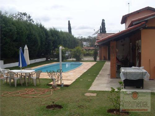 Chácara Residencial À Venda, Vale Do Sol, Boituva. - Ch0403