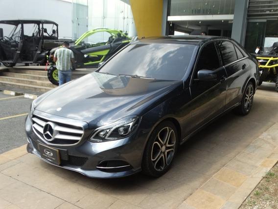 Mercedes Benz Clase E200 Blindado