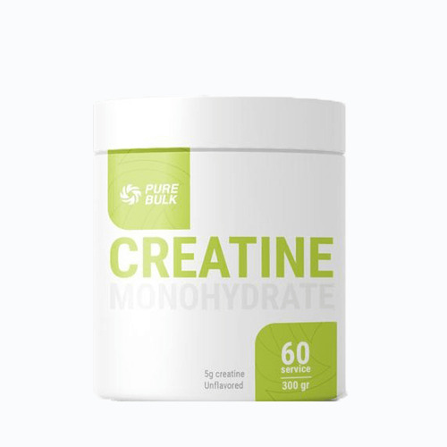 Creatine Monohydrate 300 Grm Pure Bulk