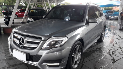 Mercedes Glk 300 2013 Blindada $