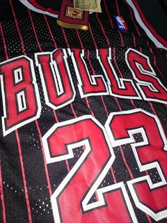 Camiseta De Michael Jordan & Chicago Bulls