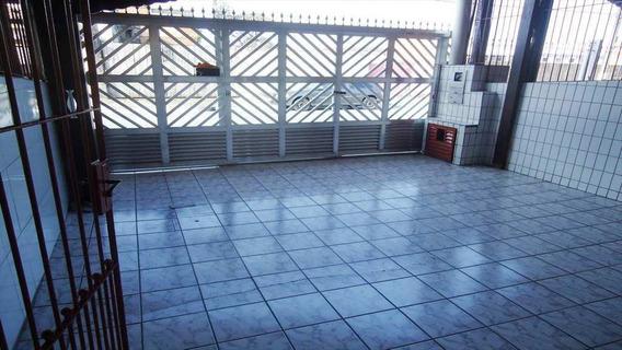 Casa Em Ocian, Praia Grande/sp De 60m² 1 Quartos À Venda Por R$ 250.000,00 - Ca168026