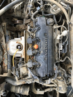 Motor Parcial Honda New Civic 1.8 16v Flex