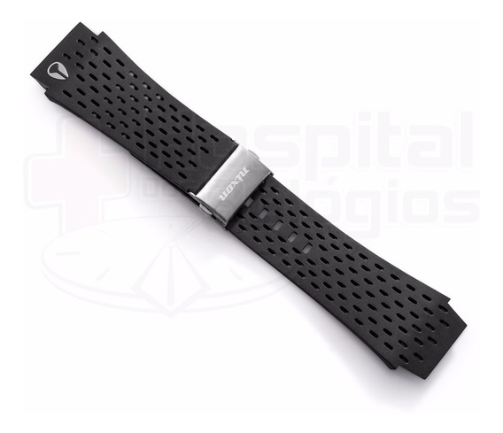 Pulseira Nixon The Connect Borracha Preto A069 [j6]
