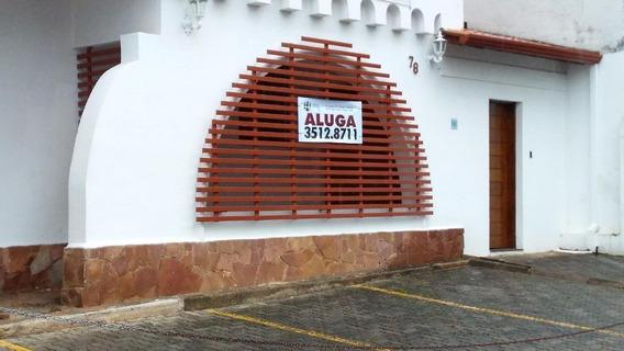 Casa Para Alugar, 180 M² Por R$ 5.500,00/mês - Cambuí - Campinas/sp - Ca0118