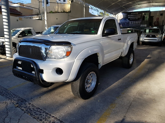 Pick Up Toyota Tacoma Sr5 4 Cil Cambio
