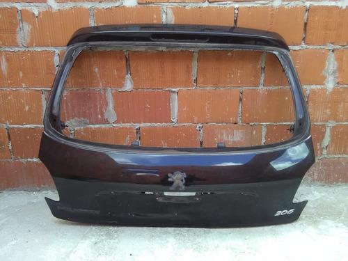 Porton Trasero De Peugeot 206