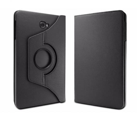 Capa Case Samsun Galaxy Tab A 10.1 T585 + Película De Vidro