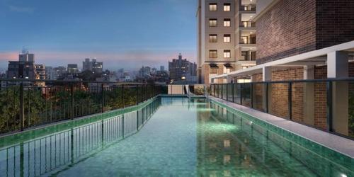 Apartamento Para Venda Em São Paulo, Santana, 2 Dormitórios, 1 Suíte, 1 Banheiro, 1 Vaga - Lv009b_2-966234