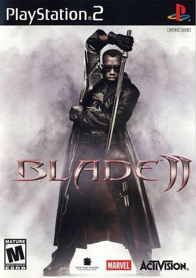 Blade 2 - Playstation 2 (frete Único)