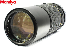 Lente Mamiya Tele Foto 300mm F/5,6 N Para 645 Médio Formato