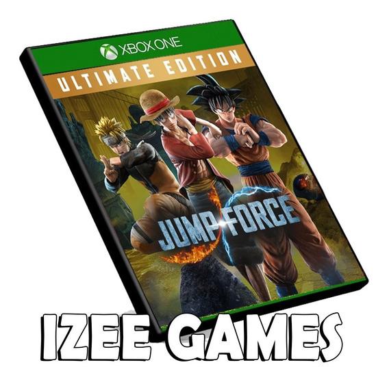 Jump Force Edição Suprema Xbox One Digital + 1 Jogo Grátis