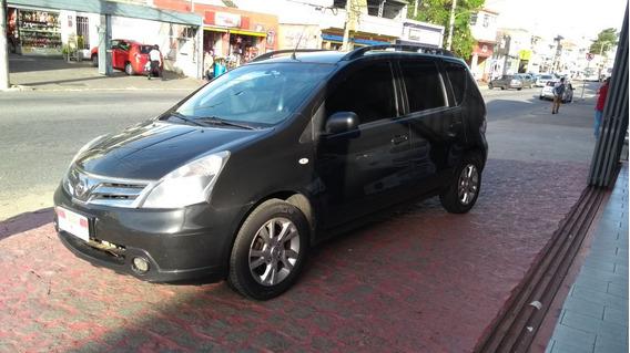 Nissan Livina 1.6 Flex 5p 2011 2012 2013 Vilage Automoveis