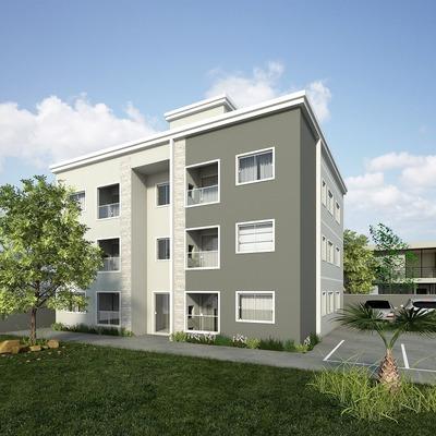 Apartamento Em Barra Velha   Próximo A Lagoa   01 Suíte + 02 Dormitórios   78 M² De Área Útil - Sa00478 - 33419102