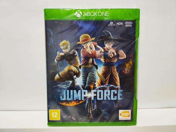 Jump Force Xbox One - Lacrado