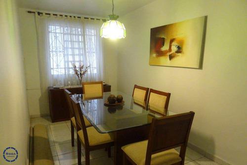 Casa Com 4 Dorms, Embaré, Santos - R$ 950 Mil, Cod: 12570 - V12570