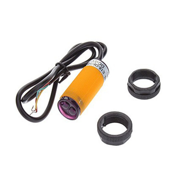 Infrared Obstacle Avoidance Sensor 3-80cm / Adjustable Photo