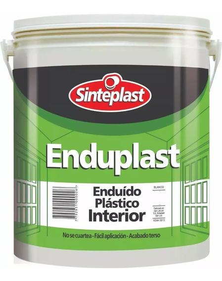 Enduplast Enduido Plastico Interior X 25kgs Sinteplast - Rex