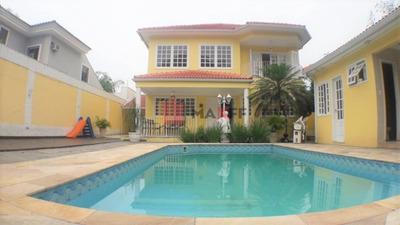 Casa Residencial À Venda, Anil, Rio De Janeiro. - Ca0113