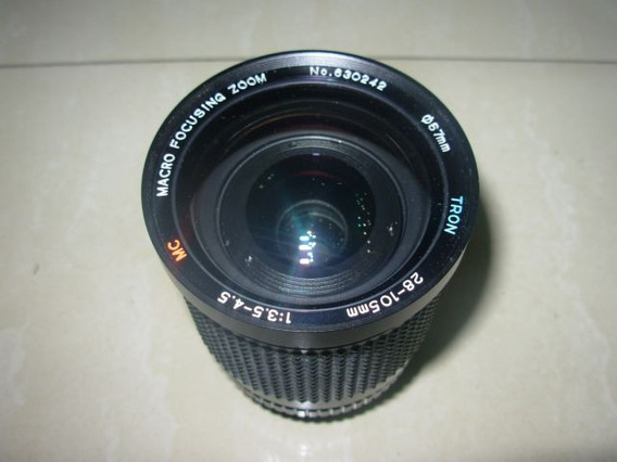 Tron 28-105mm F/3.5-4.5 Macro Zoom M42