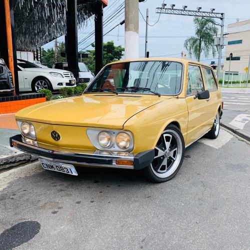 Brasilia Ls 1.6 A Gasolina Ano 1979 Autos Rr