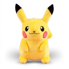 Pelúcia Pikachu Pokémon Frete Grátis