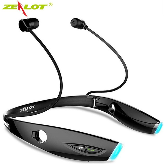 Fone Ouvido Boas Bluetooth Universal Smartphone Zealoth1 Pre