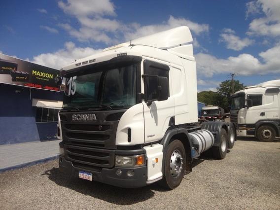Scania P 360 A 6x2 2014/2015 Automático