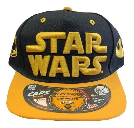 Gorra Cap Original Marvel Star Wars