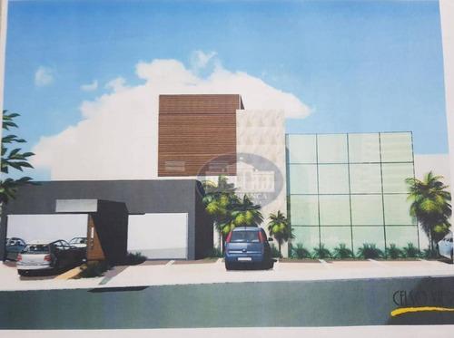 Imagem 1 de 3 de Casa Comercial Em Ótima Localização No Centro De Araçatuba-sp! - Ca1762